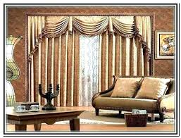 Dining Room Curtains Valances Furniture Unique Living Drapes