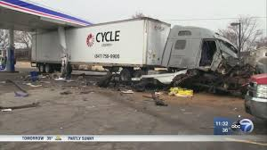 Semi Crash   Abc7chicago.com 5 Hurt Cluding 3 Refighters In Crash Volving Chicago Fire Engine 62 Chicagoaafirecom Truck Accident Lawyer Driver Charged Fatal I55 Chain Reaction Crash 1 Killed Injured On Cicero Ramp Wgntv Fire When Two Trucks Collide Episode Hlight Hurt A Semi Let Mike Help You Win Get Answers Today Dramatic Video Shows Gurnee That 8 Abc7chicagocom Amtrak Train Bound For Hits Truck Carrying Bacon Filming Locations Of And Los Angeles Accidents Create Need Changes At Tollway Exit
