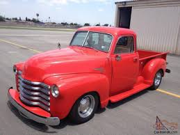 100 1951 Chevy Truck For Sale 5 Window Red For S