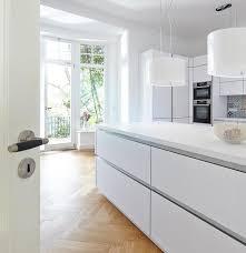 weiße küche vor und nachteile hellen küchen