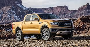 Ford Bets On Tech With New 2019 Ranger