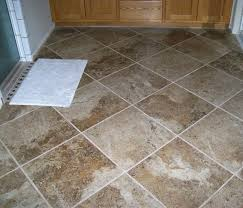 New 16 Inch Ceramic Tiles Were The Order Of Day In This Homes Two Bathrooms Dining Room Hallway And Kitchen Plus Parts Living Master