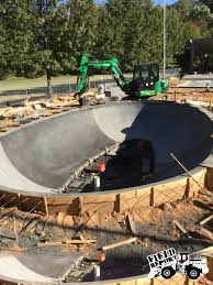 100 Truck Stop Skatepark Field Report Arlington VA
