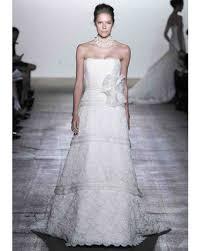 modern lace wedding dresses from spring 2012 bridal fashion week