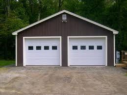 Canvas Storage Sheds Menards by Prefab Garage Kits Small Residential Steel Building Prefab