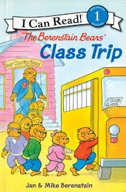 Berenstain Bears Halloween Book by The Berenstain Bears U0027 Class Trip By Mike Berenstainjan Berenstain