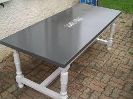 relooker une table de cuisine table de cuisine la déco de gégé