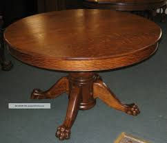 Antique Dining Room Table With Pull Out Leaves Barclaydouglas