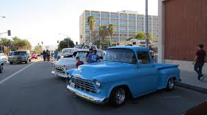 100 Rendezvous Truck 6th Annual Back To Route 66 Car Show Downtown San