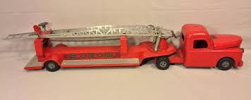 Vintage Structo Fire Hook & Ladder Truck With Intact Engine ... Structo Fire Truck Hook Ladder 18837291 And Stock Photos Images Alamy Hose And Building Wikipedia Poster Standard Frame Kids Room Son 39 Youtube 1965 Structo Ladder Truck Iris En Schriek Dallas Food Trucks Roaming Hunger Road Rippers Multicolored Plastic 14inch Rush Rescue Salesmans Model Brass Wood Horsedrawn Aerial Laurel Department To Get New