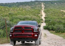 Dodge Forum Review: 2017 Ram 2500 Laramie With The 4x4 Off-road ...