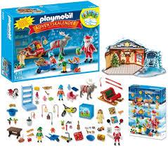 maison du pere noel playmobil calendrier de l avent playmobil atelier de jouets avec père noël