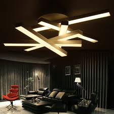 creative contemporary led ceiling l acrylic l shade