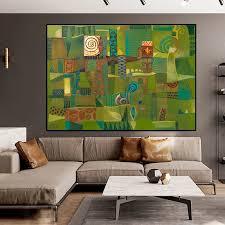 afrikanische frauen whith zauberer oz bilder leinwand malerei öl malerei poster moderne wand kunst bild dekor hause in wohnzimmer