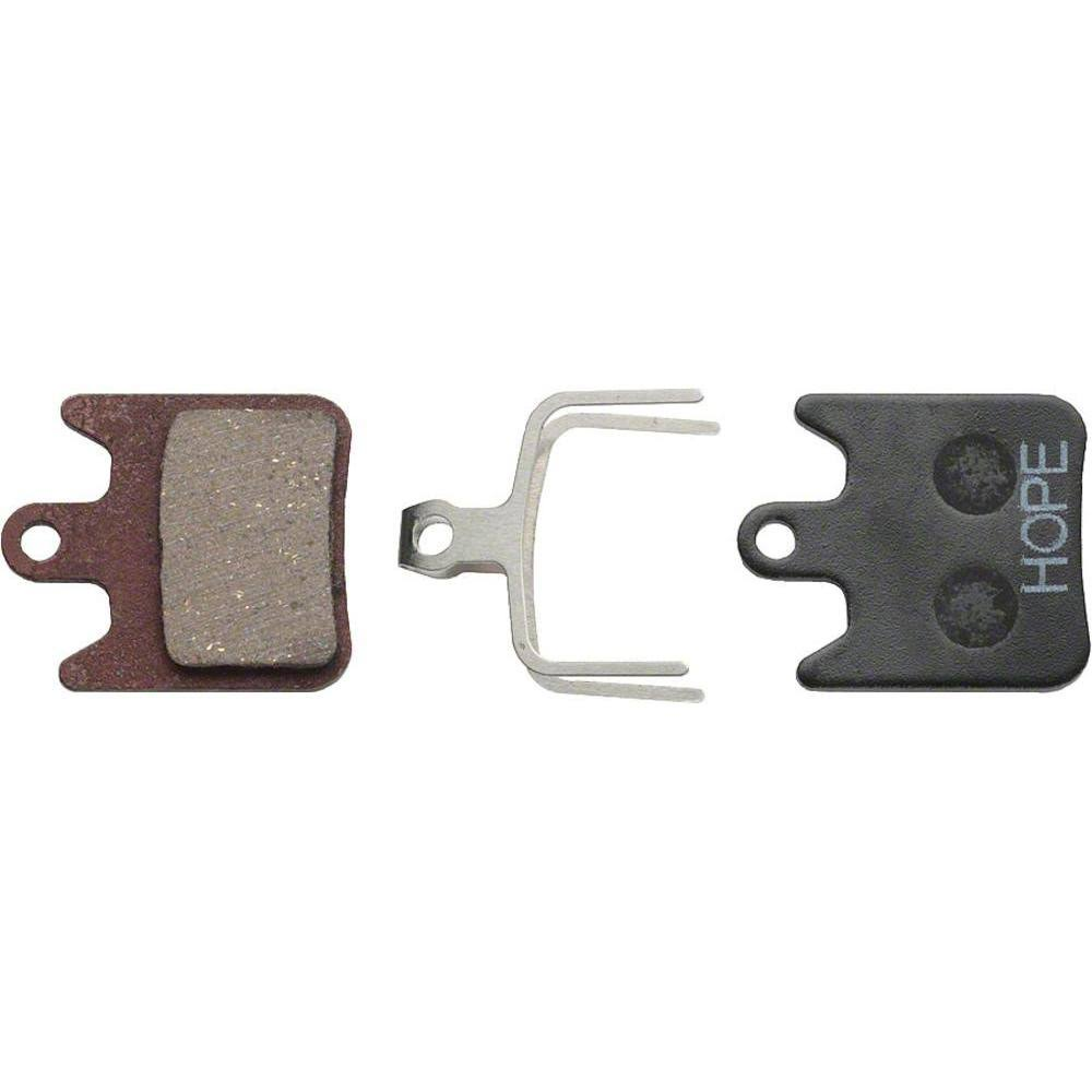 Hope X2 Organic Bicycle Disc Brake Pad - 2 Piston Pads
