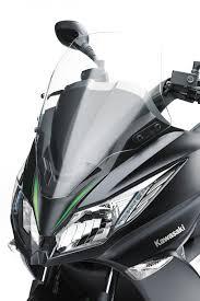 Kawasaki Announces Its First 125cc Scoot