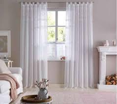 home affaire scheibengardine leoni weiß wohnzimmergardinen gardinen nach räumen vorhänge gardine