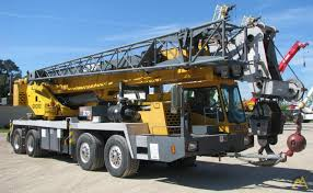Grove TMS875C 75-Ton Truck Crane For Sale & Material Handlers 1722 ...