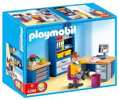 bureau playmobil playmobil 4289 bureau playmobil achat prix fnac