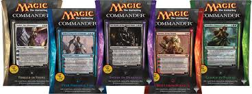 Premade Commander Decks 2015 by Precon Commander Decks 2015 28 Images Set De Mazos De