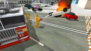 Fire Truck Rescue Simulator - Free Download Of Android Version | M ...