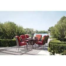 Martha Stewart Living Cedar Island 7 Piece Patio Dining Set DY4035 7PC