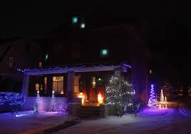 accessories drive thru light show tree