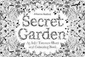 Secret Garden Coloring Book Outsells Harper Lee As Adults Seek Digital Detox