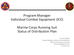 Nmci Help Desk Usmc by Program Manager Individual Combat Equipment Ice Marine Corps