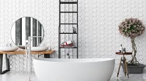 Master Bathroom Shower Renovation Ideas Page 5 Line Accent Walls Are In The 8 Best Bathroom Trends To Try In 2020
