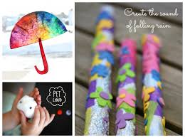 Crafts And Activities For Kids Rainy Day