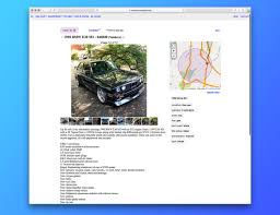 How To Sell A Used Car On Craigslist • Gear Patrol Craigslist El Paso Tx Free Stuff New Car Models 2019 20 Luxury Cheap Used Cars For Sale Near Me Electric Ohio And Trucks Wwwtopsimagescom 50 Bmw X3 Nf0z Castormdinfo Nh Flawless Great Falls By Owner The Beautiful Lynchburg Va Dallas By Reviews Iowa Evansville Indiana Evansville Personals In Vw Golf Better 500 Suvs In Suv Tow Rollback For Fl Ownercraigslist Houston