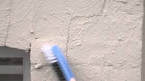 Hairline Cracks In Ceiling by Filling Cracks In Masonry Wall Youtube