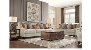 Cindy Crawford Bedroom Furniture by 2 599 99 Bali Breeze Taupe 7 Pc Living Room Classic