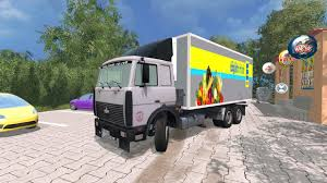 MAZ 551608 REFRIGERATOR TRUCK - Farming Simulator Modification ...