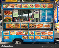 100 Food Trucks Nyc Vendors New York City Popular Truck Stock