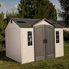 which brand of 10 x 8 plastic shed is best for you zacs garden