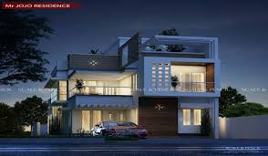 104 Contemporary House Design Plans Latest New Modern S Home Palarivattom