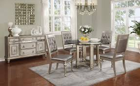 5 Piece Formal Dining Room Sets by Coaster Danette Formal Dining Room Group Coaster Fine Furniture