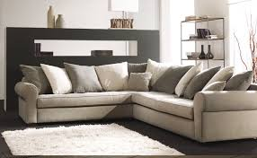 canapes d angle structurer l espace de salon avec un canapé d angle