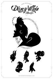 Maleficent Pumpkin Stencil by 396 Best Disney Stencils And Disney Silhouettes Images On