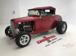 1932 Used Ford Roadster All Henry Steel Body At WeBe Autos Serving ... 1934 Ford Model A Truck Channeled All Steel 1932 Ratrod Ford Pickup Truck For Sale Rm Sothebys Model B Closed Cab Auburn Spring 2018 New Price Obo The Hamb Ford For Classiccars Kit Classiccarscom Cc1075854 5 Window Coupe Gateway Classic Cars 1642lou