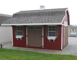 10x12 Barn Shed Kit by Sheds With Porches Wood Sheds With Porches Storageshedsoutlet Com