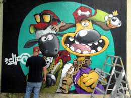 Famous Graffiti Mural Artists by 10 Of The Best British Graffiti Artists You Should Know About