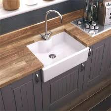 how to clean ceramic kitchen sink second floor