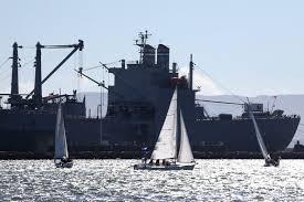Uss Hornet Halloween Tour by Alameda Fbi To Lead Maritime Terrorism Training Exercise