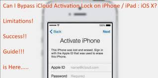 Can I bypass iCloud Activation Lock on iPhone iPad Guide