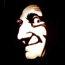Free Frankenstein Pumpkin Stencil Printables by Jack O U0027 Lanterns With Famous Faces Marty Feldman Best Pumpkin