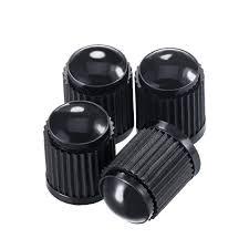 Plastic Tyre Valve Dust Caps For Car, Motorbike, Trucks, Bike And ...