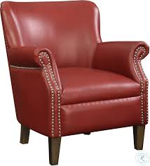 Oscar Red Accent Chair Red Accent Chair Trinidad Modern Mahogany W Round Chrome Base Inspirational With Arms Photograph Of Purple Mid Century Attributed To Knoll Chairs For Living Room Ideas Including Cambridge Nissi 981705red The Home Depot Alexa Classic Microfiber And Storage Ottoman Abigail Ii Patterson Iii Dinah Patio Stationary 6800 Truesdells Fniture Inc